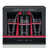 Baylis & Harding *三件套,琥珀色和檀香