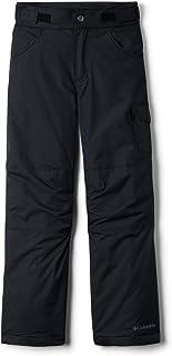 Columbia Girl's Star Chaser Peak Ski Pants - Black, X-Small