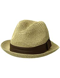 San diego hat Company 男式 ultrabraid 绅士帽
