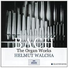 进口CD:巴赫管风琴作品全集(12CD) 4637122