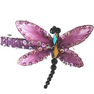 彩蜻蜓的画法步骤