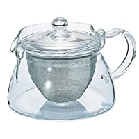HARIO (ハリオ) 茶茶 急須 角 450ml CHJKN-45