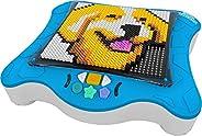 Smart Pixelator - 带像素珠的投影机,适用于 6 岁以上儿童、多色(迷人700015417)