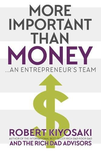 More Important Than Money: an Entrepreneur's Team - Malaysia Online Bookstore