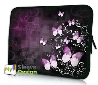 MySleeveDesign 15-15.6 英寸笔记本电脑氯丁橡胶软壳包袋 - 有各种设计和尺寸可选 -10832 15