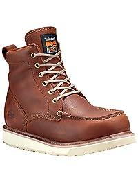 Timberland添柏岚 PRO男士坡跟6英寸 靴子