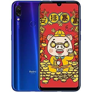 【丕科技现货】Xiaomi/小米 Redmi 红米Note7 Redmi Note7pro 小金刚 大屏幕智能4800万小米智能手机 (Note7 4G+64G, 梦幻蓝)
