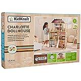 KidKraft Charlotte Ez 牛皮纸组装玩具屋,多色