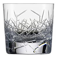 Zwiesel 1872 Charles Schumann Hommage Collection Glace Handmade Large Whiskey Glass, 13.4-Ounce, Set of 2