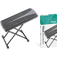 Stagg FOSQ1 Metal Guitar Foot Stool