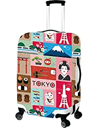 Primeware Tokyo-Luggage Cover Large