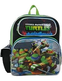 Ruz Teenage Mutant Ninja Turtles 幼儿 12 英寸背包.