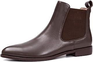 ONEENO 女式尖*切尔西靴