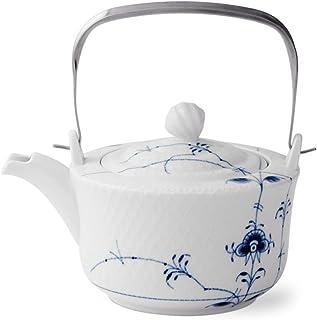 【正规进口商品】皇家哥本哈根 蓝色脉冲信息茶壶 700ml 1017413
