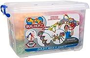 ZOOB500件建筑玩具