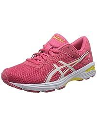 ASICS 亚瑟士 中性童 跑步鞋/休闲运动鞋 GT-1000 6 GS  C740N