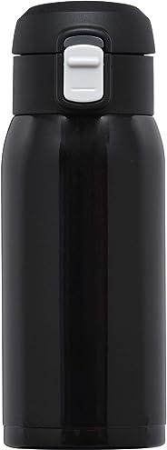和平 Freiz 真空隔热保温杯 薄荷色 黑色 350ml RH-1516