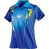 蝴蝶(Butterfly) 乒乓球 运动衫 女式 苏格兰·衬衫