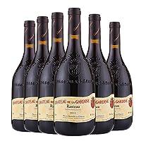 法国 罗纳河谷拉斯多产区 加迪内酒庄干红葡萄酒 750ml*6 整箱6支装
