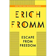 Escape from Freedom (English Edition)