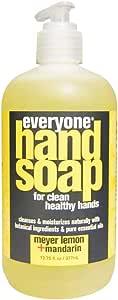 Everyone, 洗手液,中国柠檬 + 柑橘,12.75盎司(377毫升)