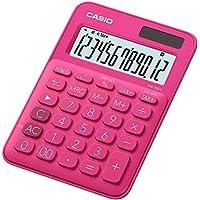 Casio 卡西欧 迷你台式计算器 时尚色彩 Mini Tischrechner in 红色
