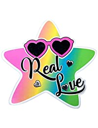 Real Love 女孩 4 件套百慕大短套装