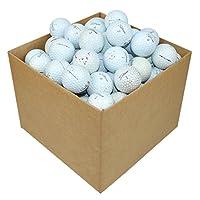 Second Chance Titleist Pro V1 Lake B 级高尔夫球(100个装) - 白色