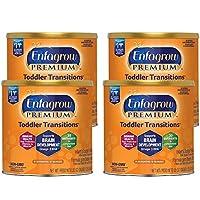 Enfagrow 美贊臣 PREMIUM Todder Transitions 2段 9-18個月 嬰幼兒配方奶粉 567g/罐 4罐裝