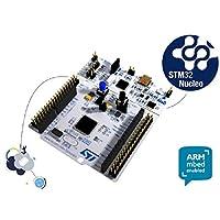 STM32 Nucleo-64 开发板,带 STM32F103RB MCU,支持阿迪诺和斯波特连接