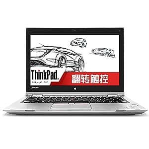 ThinkPad 联想New S1-20FSA009CD 12.5英寸翻转触控笔记本电脑(I5-6200U,4G,180GB SSD)