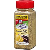 McCormick Perfect Pinch Lemon & Pepper Seasoning, 11.37 oz