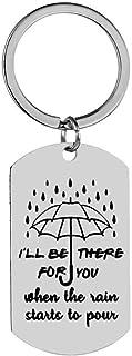 Jude Jewelers 不锈钢情侣情侣承诺声明周年纪念钥匙扣吊坠项链