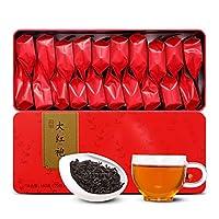 【买一送一】八马茶叶 武夷岩茶大红袍 乌龙茶 私享大红袍盒装160克