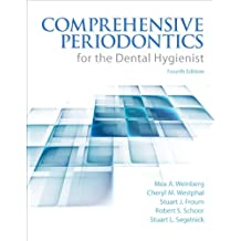 Comprehensive Periodontics for the Dental Hygienist (English Edition)