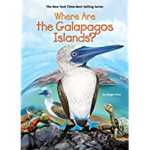 Where Are the Galapagos Islands? (Where Is?) (English Edition)