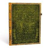 Paperblanks – 迷人的手写体 Rodins 100。 Todestag – 笔记本 Ultra Liniert – 特别版