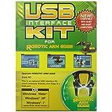 OWI 机械臂 USB 接口