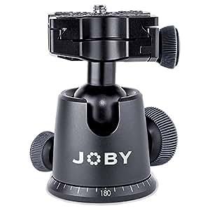 Joby 自由 X 八爪鱼三脚架球形云台万向云台 BH2黑色014070【国内正規品】