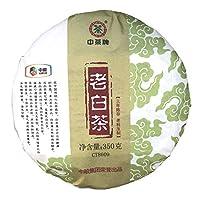 中粮中茶 福鼎白茶 CT8609老白茶饼350g 三年陈存 老料压制