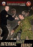俄罗斯武术训练 DVD - 内波能量。 真正的自卫 DVD Russian Systema Spetsnaz 手指战斗