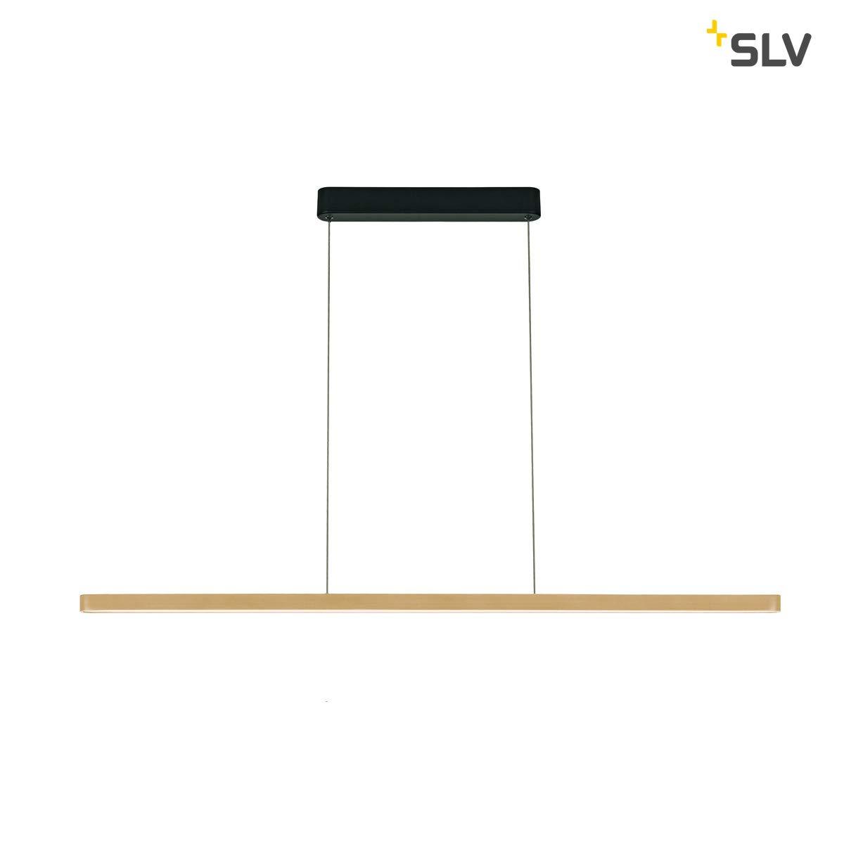 SLV A++ to A,Vincelli D,LED,29 W Bambus Hell 119 x 3.5 x 2.8 cm 156268