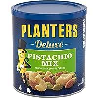 PLANTERS 开心果坚果零食混合,盐味的,1罐14.5盎司(411g)
