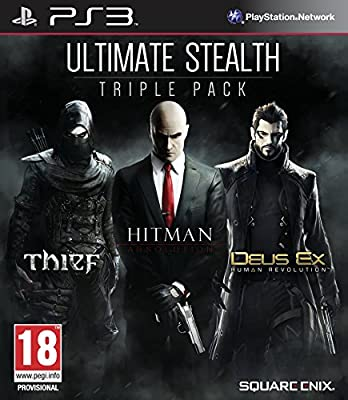 Ultimate Stealth Pack: Hitman Absolution, Thief and Deux Ex