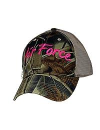 U.S. Air Force 女士狩猎帽,背面有网眼