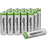AmazonBasics 亚马逊倍思 AA 型(5号) 镍氢预充电 可充电电池 (16节,2000mAh)