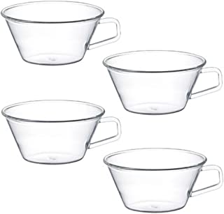 KINTO 茶杯 茶杯 茶杯 220ml4个装 8437