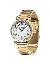 COACH 14501720 Madison 不锈钢金色女式手表