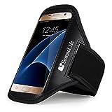 Sumaclife 混合防汗运动跑步臂带 Samsung Galaxy J3 Prime / A3 J3 2017 / Express Prime 2 / Amp Prime 2 / J3 Emerge / Z4