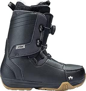 Rome 男式 Stomp 滑雪靴 Size 8 黑色 18BT3251080